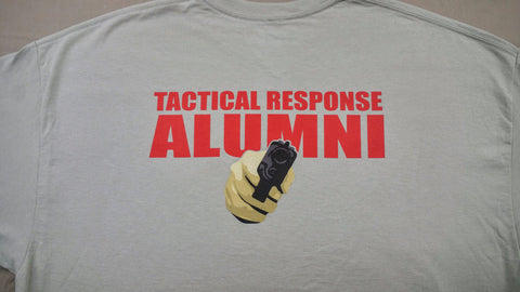 Tactical Response Alumni T-Shirt - TAN
