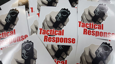 Tactical Response Decal