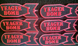 Yeager Bomb Patch