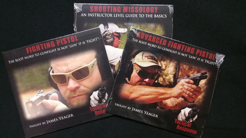 Tactical Response DVD Bundle