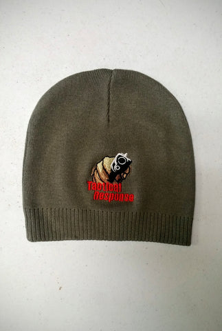 Tactical Response Beanie (OD)