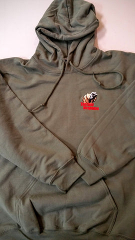Tactical Response Hoodie (OD)