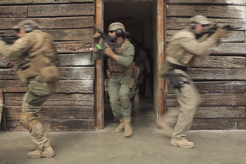 High Risk Civilian Contractor - CQB
