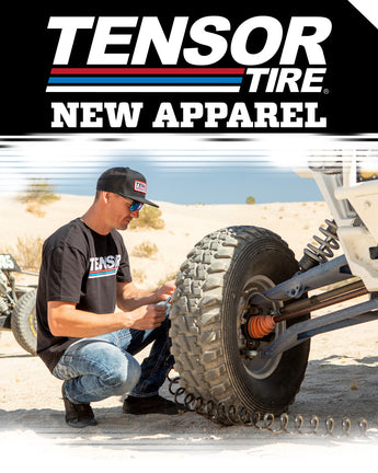 New Apparel from Tensor Tire