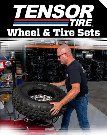 Tensor Tire & Method Race Wheels Mounted Sets Now Available
