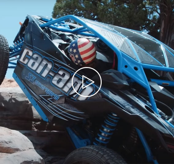 Tensor DS Pushes Can-Am Through Moab: VIDEO