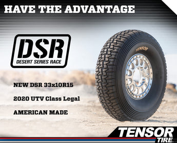 Tensor DSR 33 - Have the Advantage