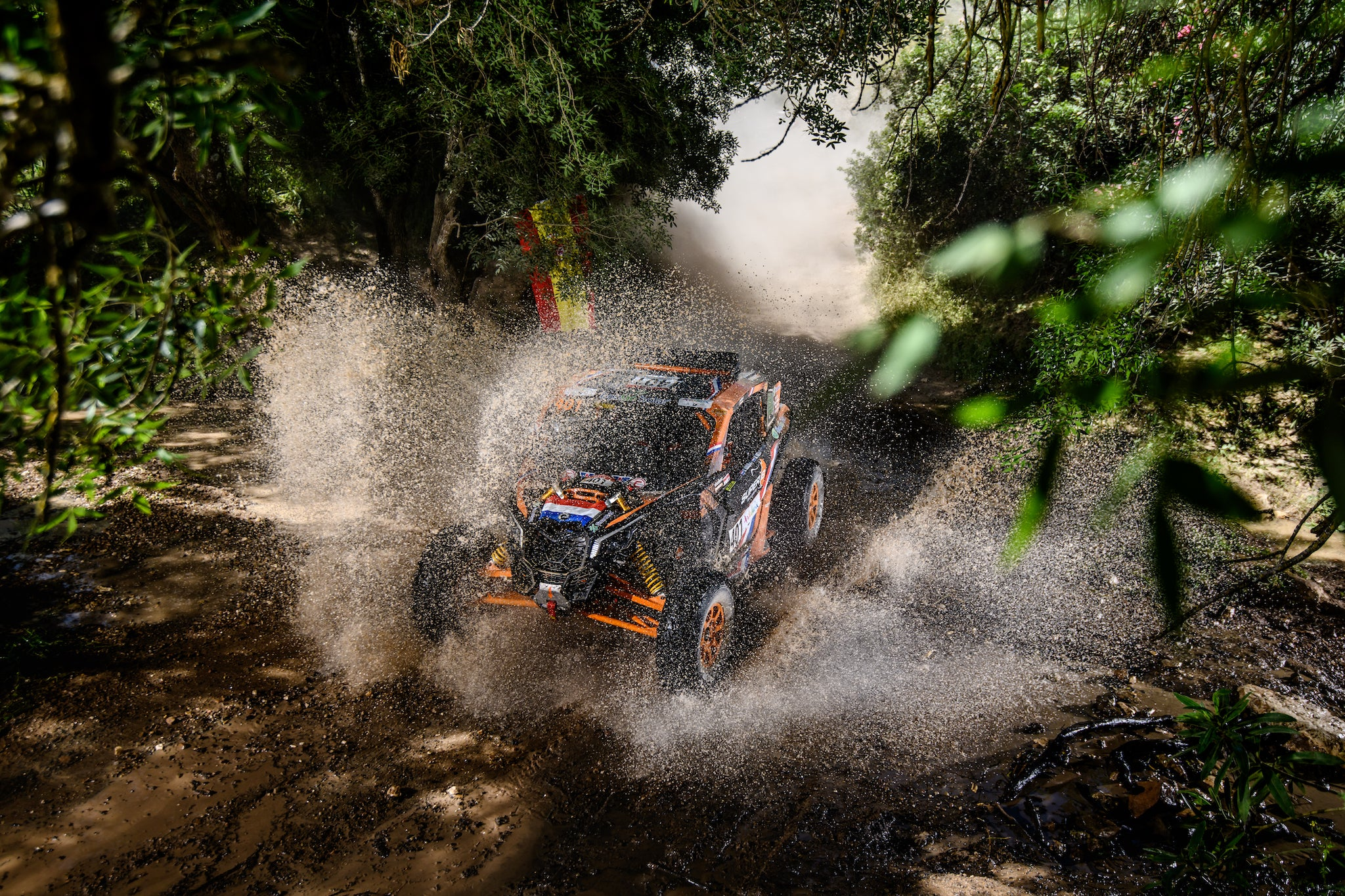 """Tensor Tire, South Racing, Kees Koolen, DS 30"""", Andalucia Rally"""