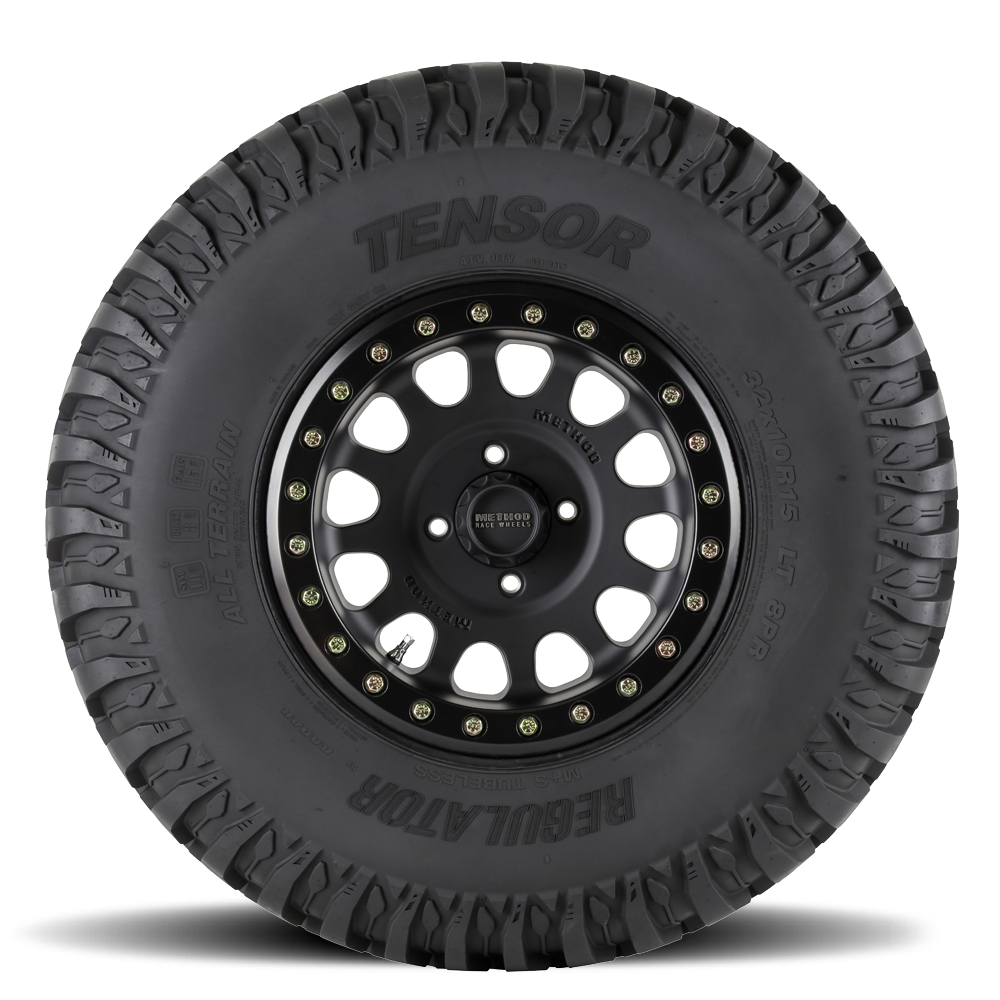 All Terrain Truck Tires >> The Regulator | All Terrain UTV Tire – Tensor Tire