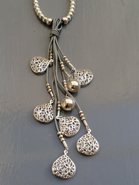 Stunning Silver Necklace