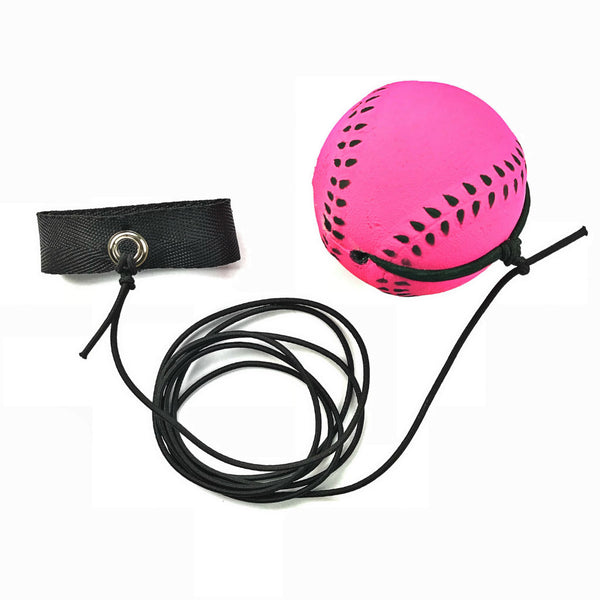 Bounce Back Ball - Pink - Australian Made - Balls for your mind