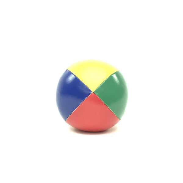 Classic Juggling Ball - Red-Blue-Yellow-Green - Balls for your mind