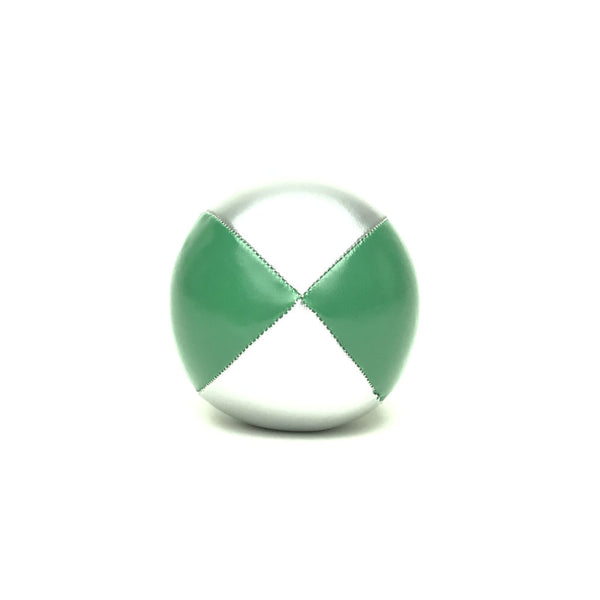 Juggling Balls Smart Silvertone - Green
