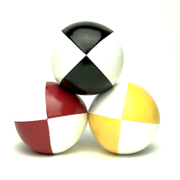 Juggling Balls Smart Whitetone - Red-Yellow-Black