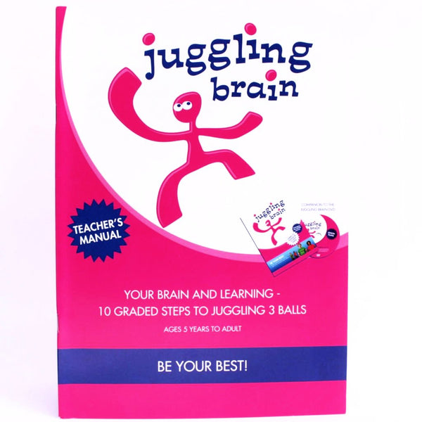 Learn how to juggle teachers manual - Juggling Brain - Balls for your mind