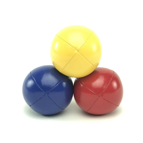 Juggling balls – smart kids – red blue yellow - Balls for your mind