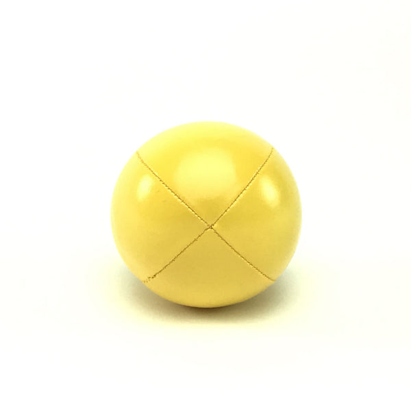 Juggling balls - smart kids - yellow