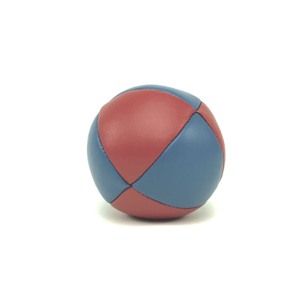 Prestige Australian Made Juggling Ball-Red/Blue-BallsForYourMind