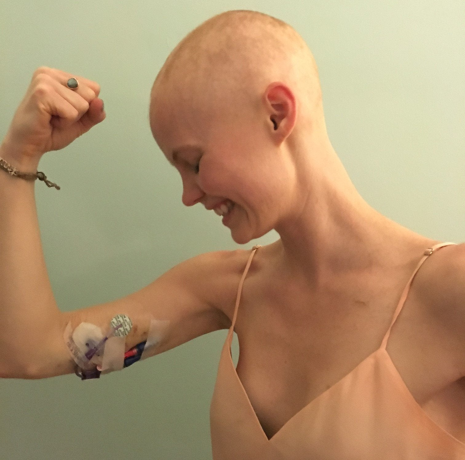 My Cancer Journey and my PICC