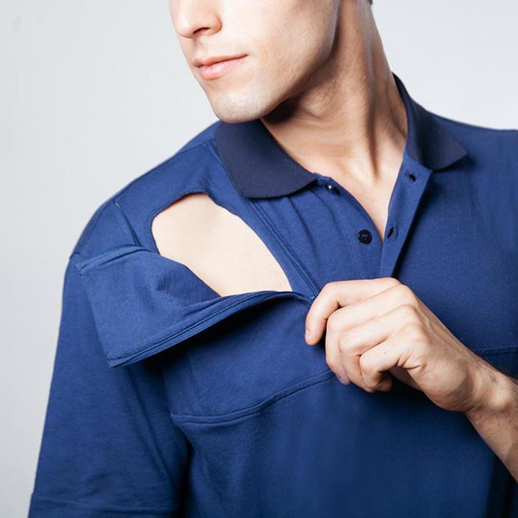 What are tunneled Catheters? Port Access Shirts