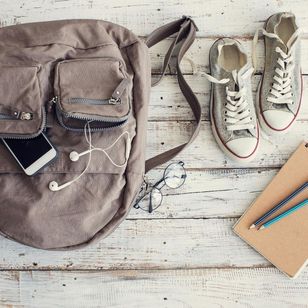 Chronic Illness Guide: What to Pack in Your Backpack