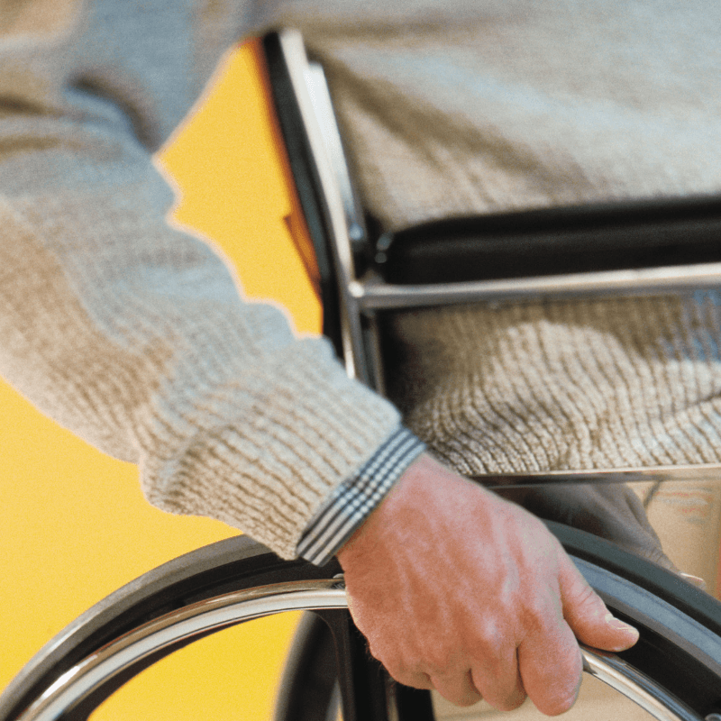 The Definitive Guide on the Benefits of Wheelchair Gloves | Care+Wear