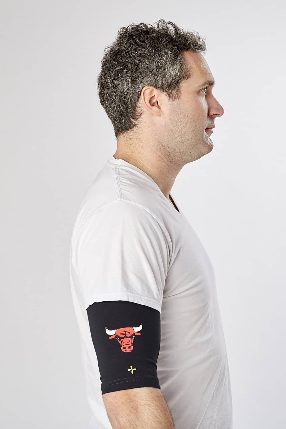 Chicago Bulls PICC Line Cover - Care+Wear