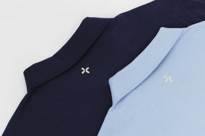 Men's Dual Chest Port Access Polo - Care+Wear