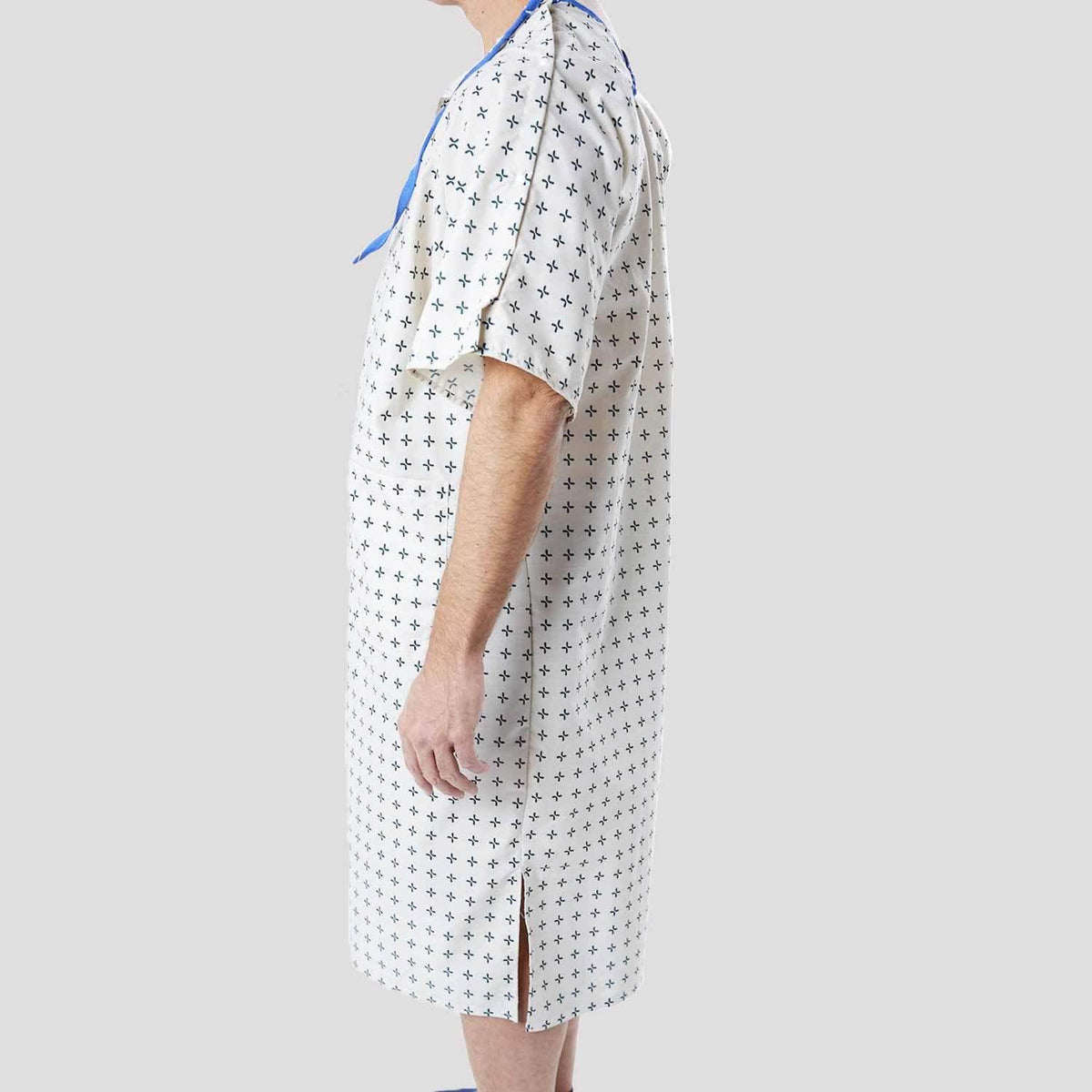 Hospital Gown by Care+Wear x Parsons