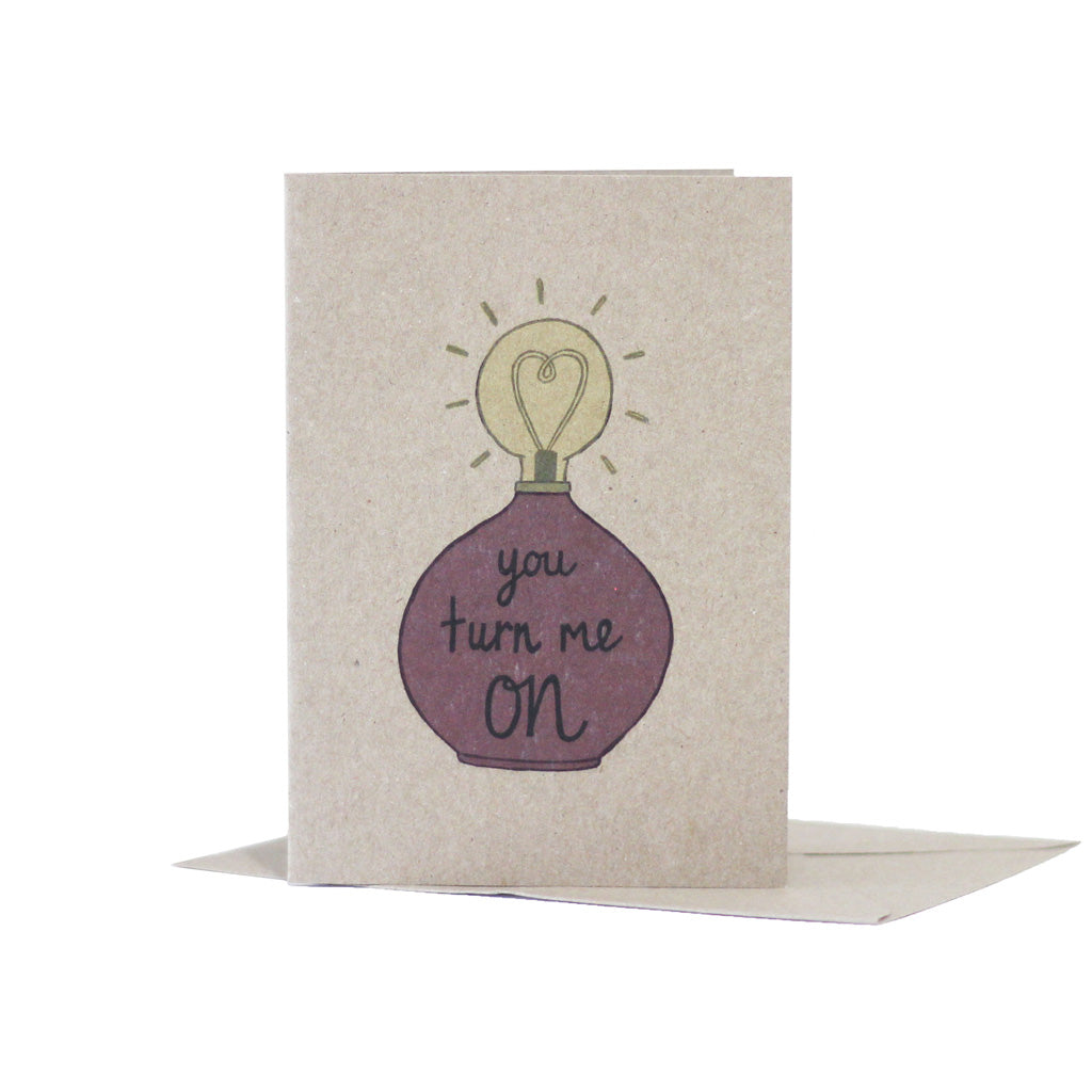 You Turn Me On  (Kraft) - Pack of 5