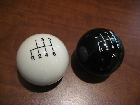 6 speed RDL engraved shift knob : 10mm x 1.50 for 2005+ Dodge Ram HD w/ 6 speed (G56)