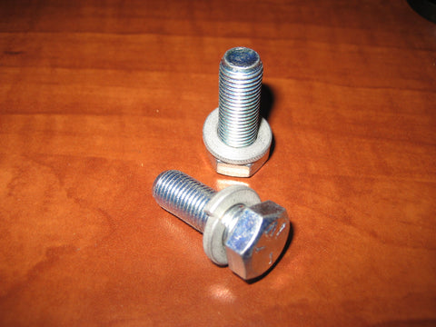 "Bolts for mounting Hurst stick to 3 or 4 speed shifter (1"" long)"