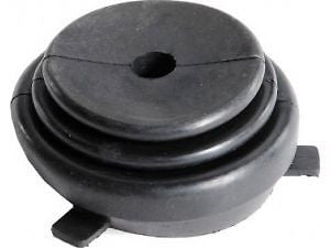 Rubber dust boot for stock shifter base - 1982-1986 Jeep CJ AMC Eagle T4 T5