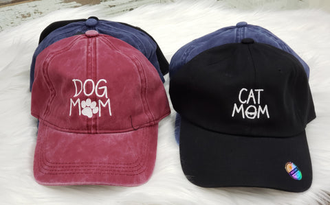 Dog / Cat Mom Hat
