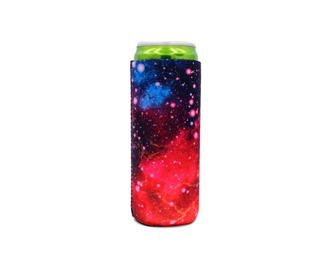 Galaxy Slim Can Cooler