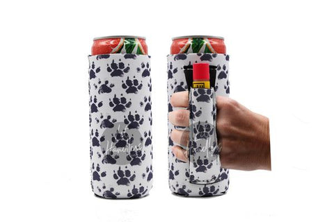 Puppy Paws Slim Can Handler