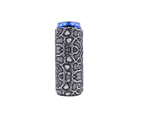 Snakeskin Slim Can Cooler