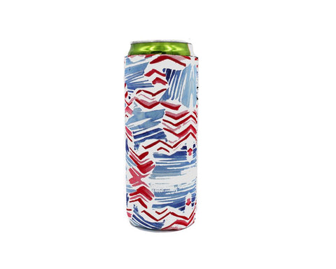 Stars Slim Can Cooler