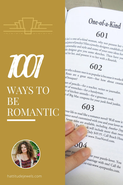 1001 ways to be romantic this valentines day