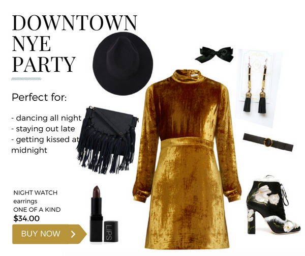 downtown nye party outfit ideas