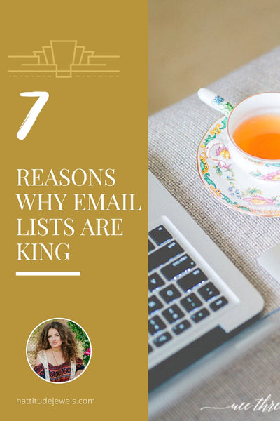 7 reasons why email lists are a must have for every small business owner
