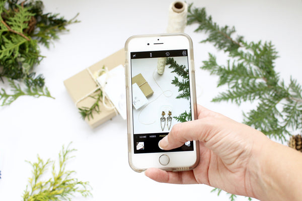 mastering flat lay images for instagram