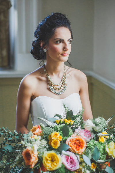 southern inspired hamilton wedding photo shoot hattitude jewelry handmade