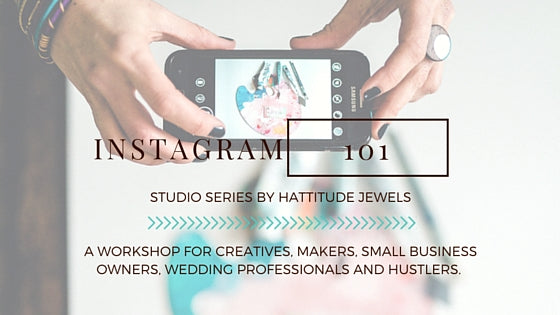 instagram 101 hattitude jewels workshop marketing branding toronto