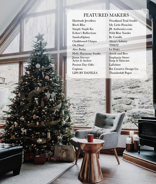 canadian makers gift guide from rising tide society