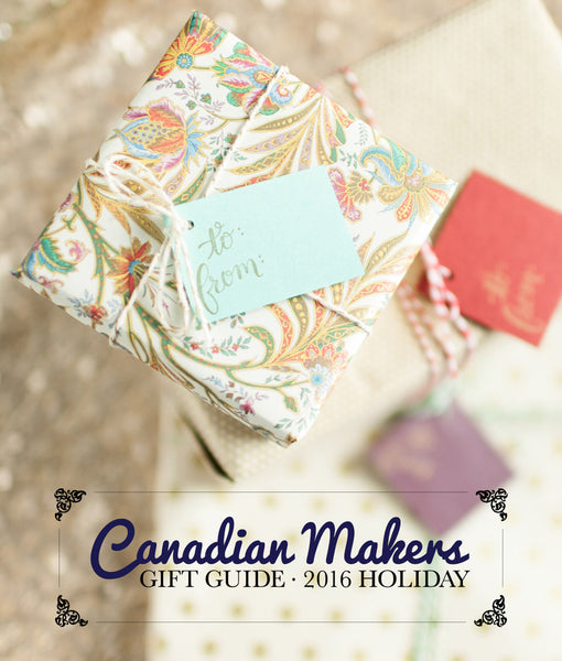 canadian makers gift guid part of the rising tide society