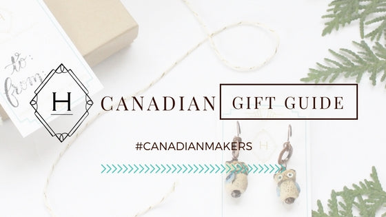 canadian makers gift guide hattitude jewellery handmade in canada