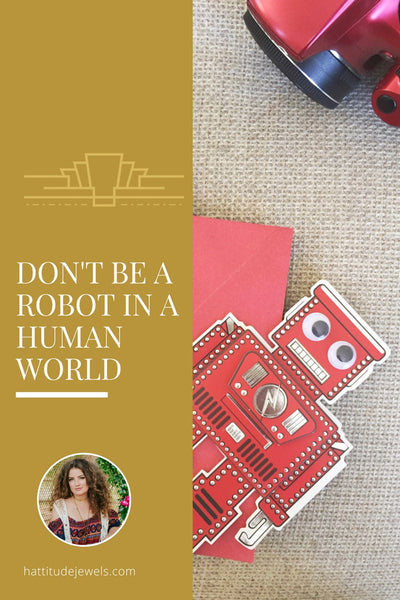 don't be a robot in a human world, community of instagram and how to navigate it