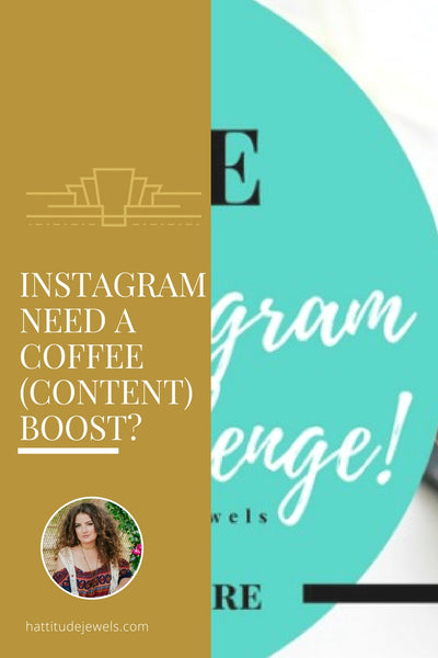 instagram need a content or new idea boost? get in on the instagram challenge strarts february 6th
