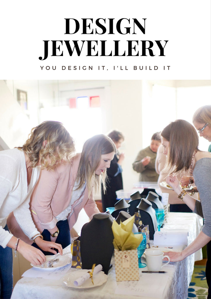 jewellery workshop design it yourself in caledon toronto